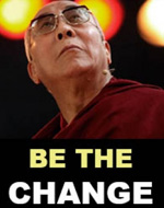 HH the Dalai Lama - Change