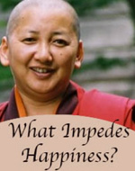 Jetsun Khandro - What Impedes Happiness