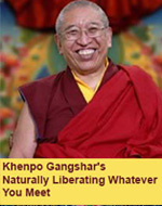 Thrangu Rinpoche - Naturally Liberating